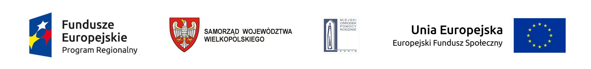 Logotyp projektu Wspiera.My